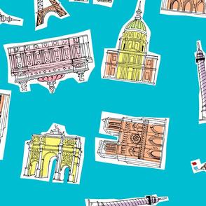Paris Landmarks