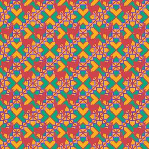 Textile Llama