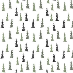 fur tree - elvelyckan
