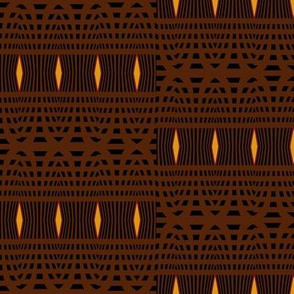 Tribal Loca (Brown)
