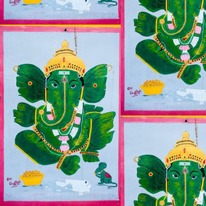 Pan Leaf Ganesh