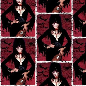 BATTY ELVIRA sexy horror