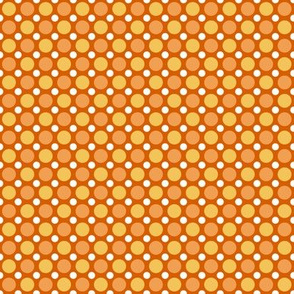 Orange Marmalade Dots