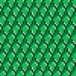 Green Pixel Scales