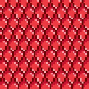 Red Pixel Scales