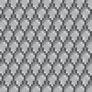 Grey Pixel Scale