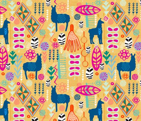 Land of the Llamas