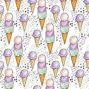 Purple Ice Cream SMALL