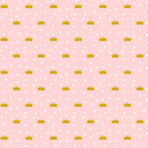 Pink Crowns