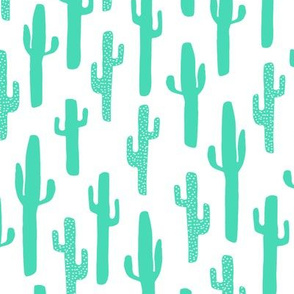 cactus // jade simple cacti exotic desert summer southwest