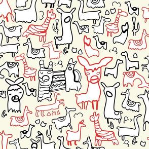 Llamalines