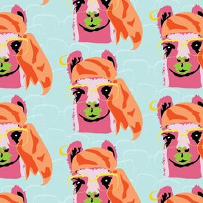 Pop Llama