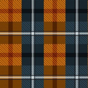 gingham plaid - fox run 2