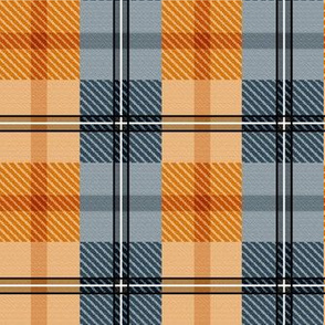 gingham plaid - fox run 3