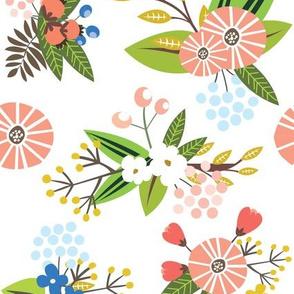 FlowerFabricWhiteMiddle