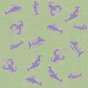 ocean_critters_green