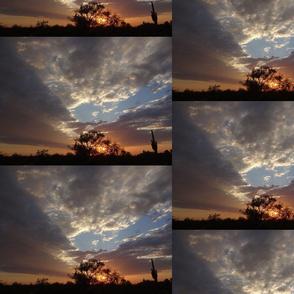 Desert Sunset 1