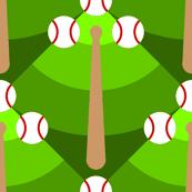 baseball ermine diamond