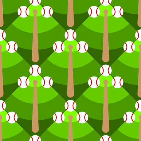 baseball ermine arc diamond