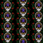 Greatful Dead purple bear roses