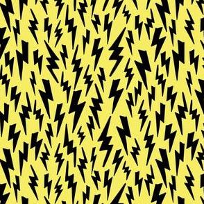 Lightning - Canary Yellow (Medium Version) by Andrea Lauren