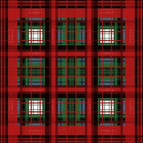 Flannel Plaid ~ Highland Ride