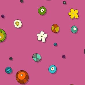 pink pop flower spot