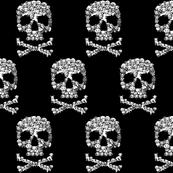 dog_skull rockabilly