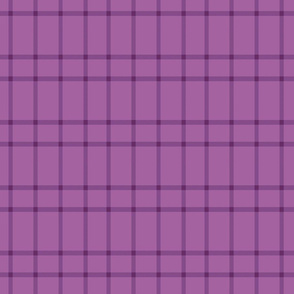 Octopus plaid dark