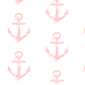 Anchors Large - pink