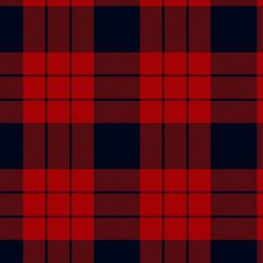 Lendrum / MacFarlane tartan