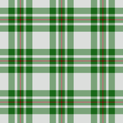 MacGregor green tartan