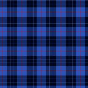 MacKay blue tartan