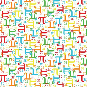 Pieces of Pi (Bright)