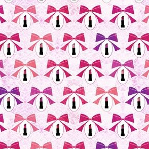 Lipstick and Bows