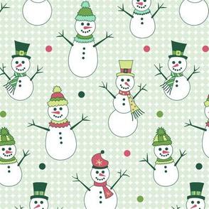 Snowman Fun (Merry)