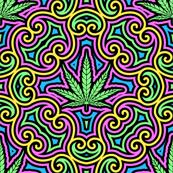 Sweet Leaf 2 Color- Large