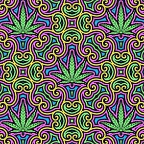 Sweet Leaf 2 Color-Medium