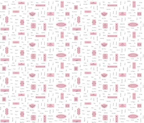 Purse Paraphernalia - PINK