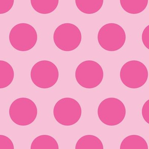 Wonderland Big Dots Pink