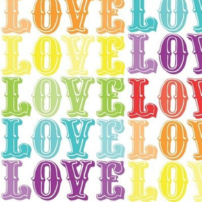 LOVE is a Rainbow