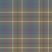 Duncan tartan - ancient weathered
