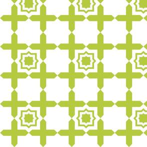 Geometric Tile LIME