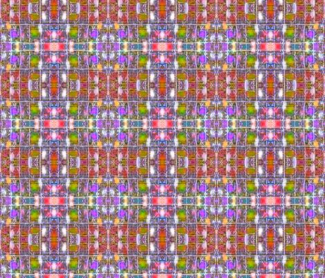 grid -  multi color