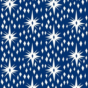 Winter Star - Navy by Andrea Lauren