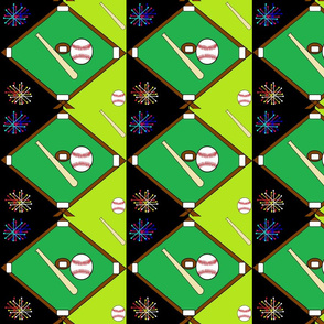 Ball Game Diamonds