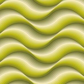 wavy greens