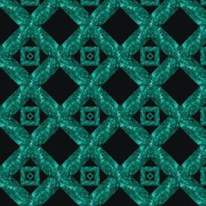Green trellis