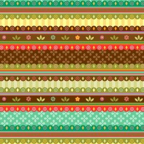 Colorful Love Stripes