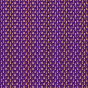 Peoria Rose - Pendants (Royal)